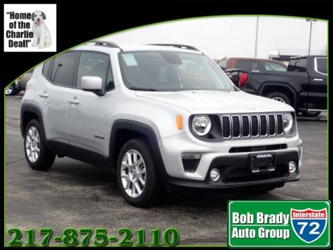2019 Jeep Renegade Latitude